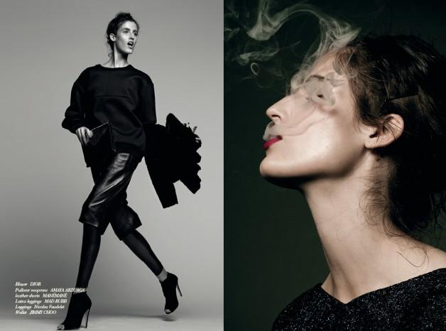 Amanda Moreno by Chesco Lopez