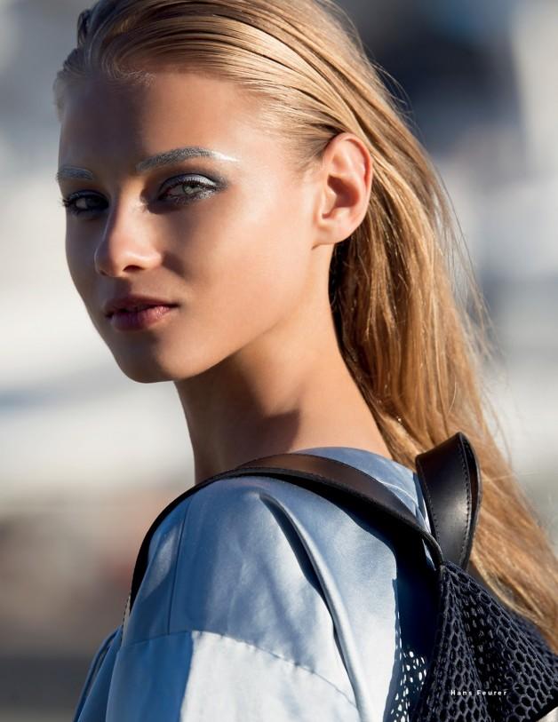 Anna Selezneva By Hans Feurer For Vogue Russia11