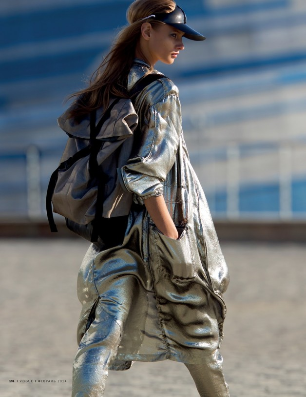 Anna Selezneva By Hans Feurer For Vogue Russia3