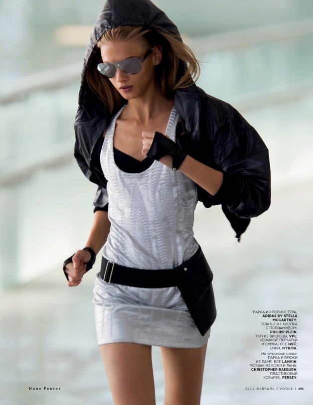 Anna Selezneva By Hans Feurer For Vogue Russia4