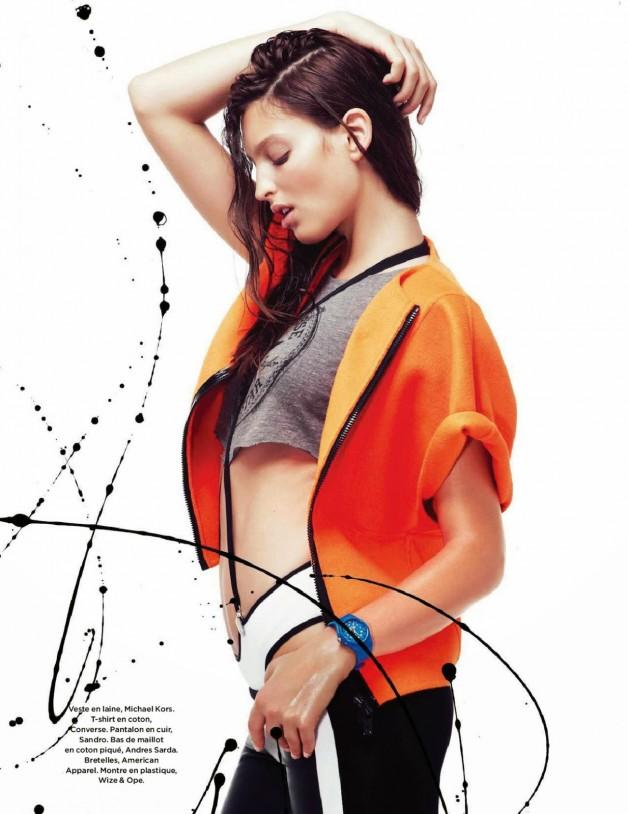 Georgina Stojiljkovic 'Techno Parade' Greg Gex For Be 10