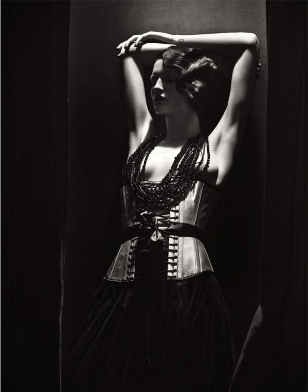 Katlin Aas 'Femme Universale' Giampaolo Sgura For Vogue Germany 12