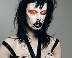 Sabrina Ioffreda 'Appetite for Deconstruction' Terry Tsiolis For Dazed & Confused 11