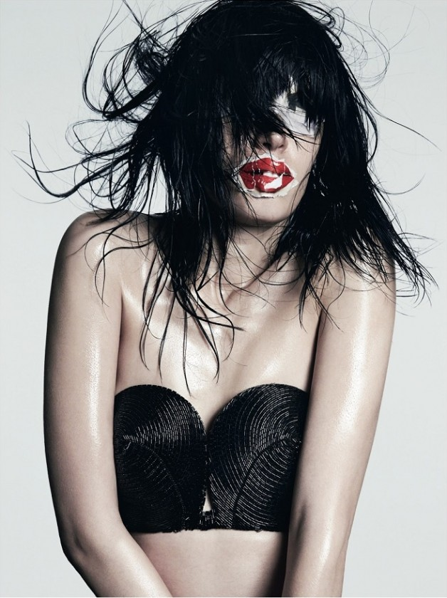 Sabrina Ioffreda 'Appetite for Deconstruction' Terry Tsiolis For Dazed & Confused 2