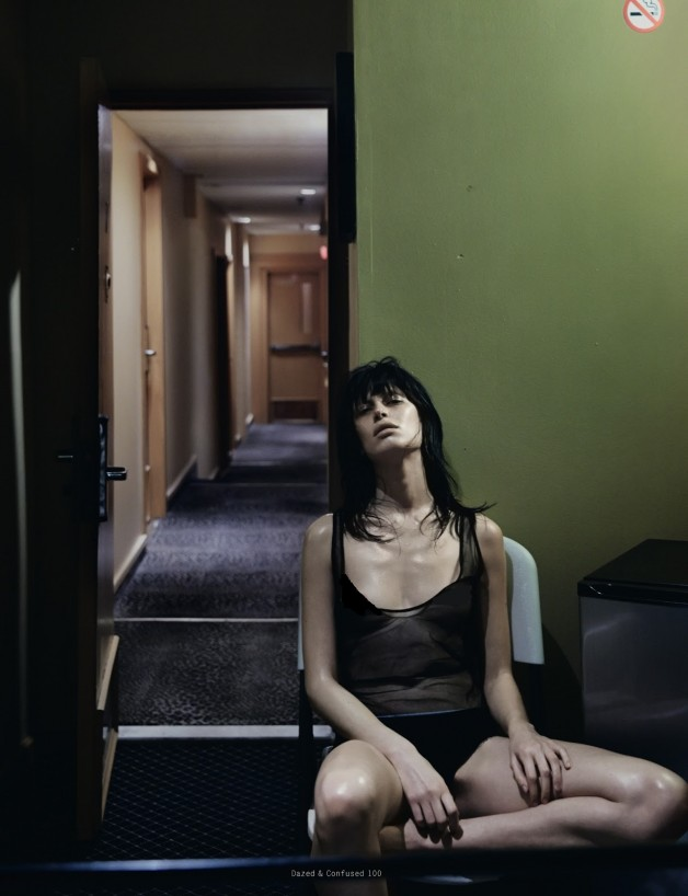 Sabrina Ioffreda 'Appetite for Deconstruction' Terry Tsiolis For Dazed & Confused