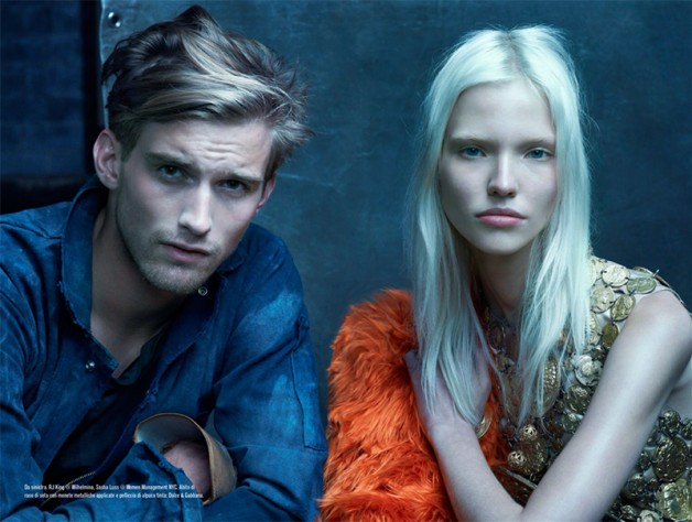 Steven Meisel 'The Collections' for Vogue Italia 2