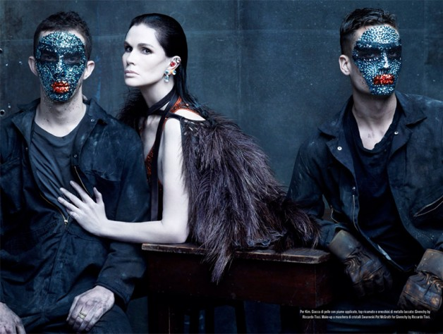 Steven Meisel 'The Collections' for Vogue Italia 9