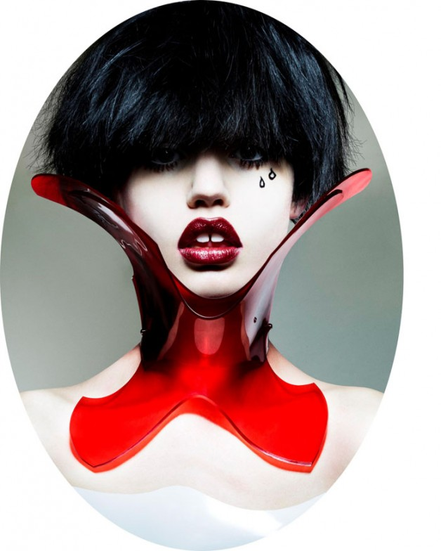 'Always & Forever' By Nick Knight For Garage Magazine #6 03