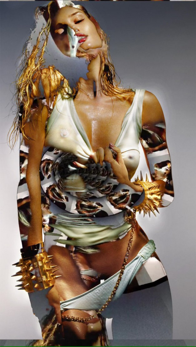 'Always & Forever' By Nick Knight For Garage Magazine #6 06