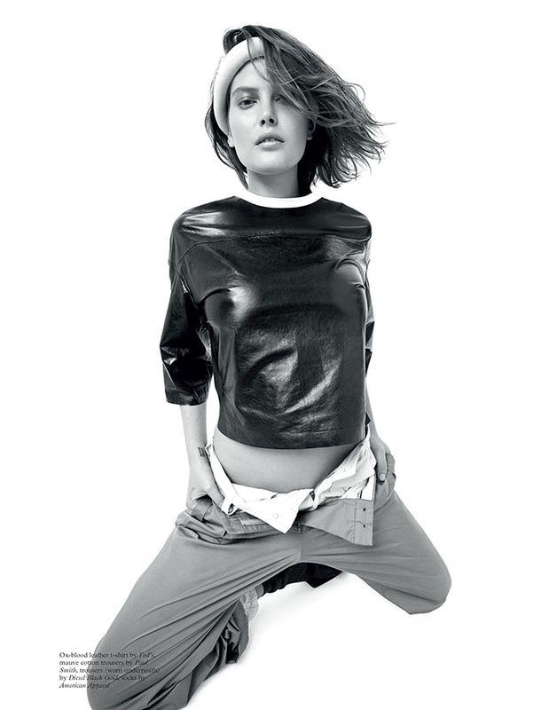 Catherine McNeil Pop Magazine SS 2014 3