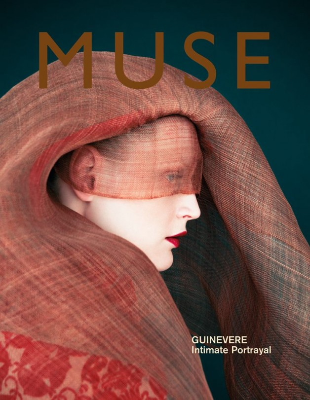 Guinevere Van Seenus by Venetia Scott (Muse #37 2014)