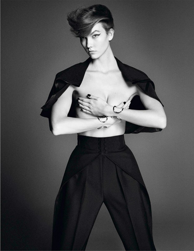 Karlie Kloss by David Sims for Vogue Paris 3