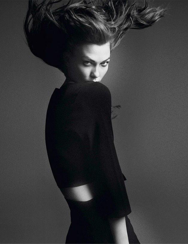 Karlie Kloss by David Sims for Vogue Paris 6