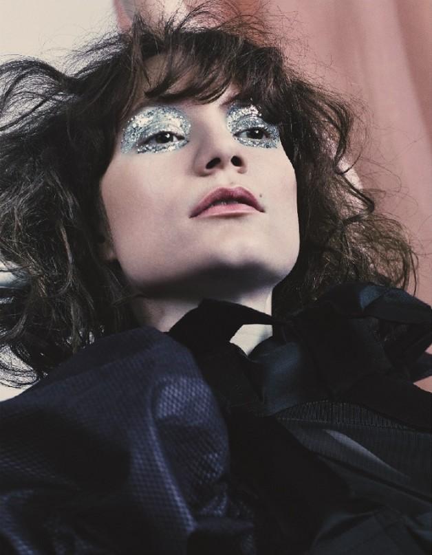 Mia Wasikowska for Dazed Digital