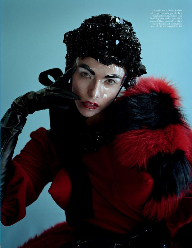 Tim Walker in 'ZZZZ...' Love Magazine 01
