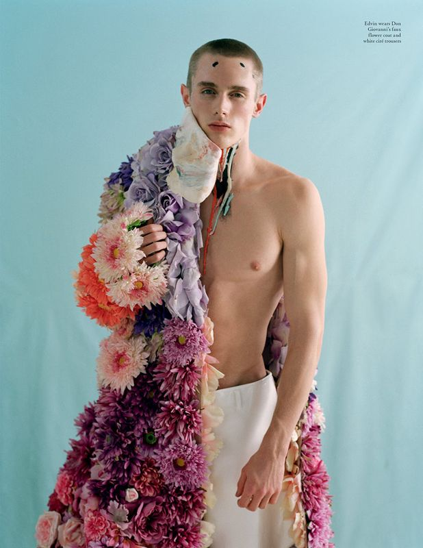 Tim Walker in 'ZZZZ...' Love Magazine 18