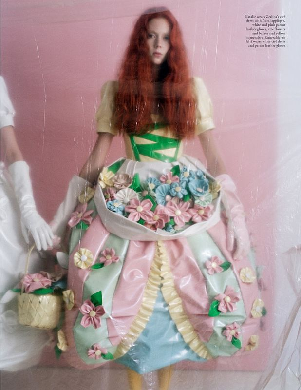 Tim Walker in 'ZZZZ...' Love Magazine 20