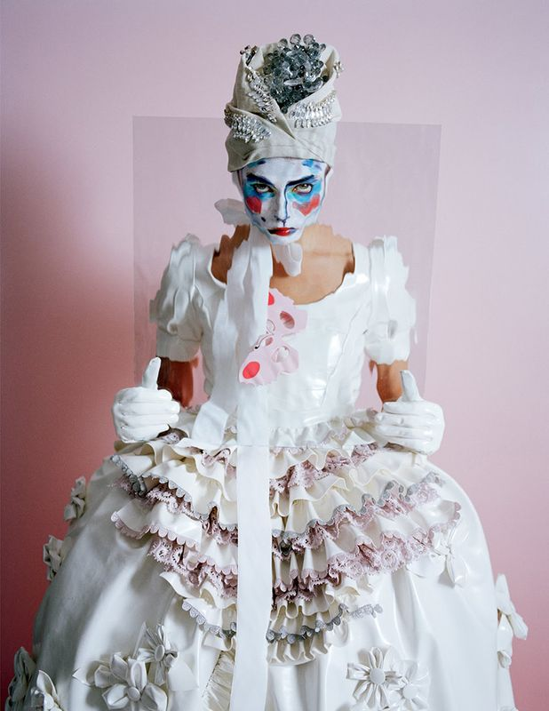 Tim Walker in 'ZZZZ...' Love Magazine 22
