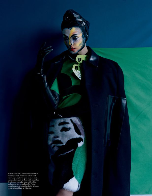 Tim Walker in 'ZZZZ...' Love Magazine 31
