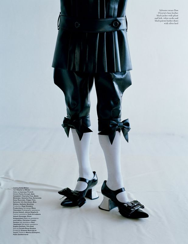 Tim Walker in 'ZZZZ...' Love Magazine 32