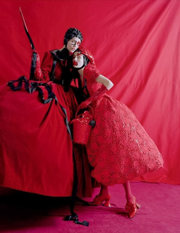 Tim Walker in 'ZZZZ...' Love Magazine002