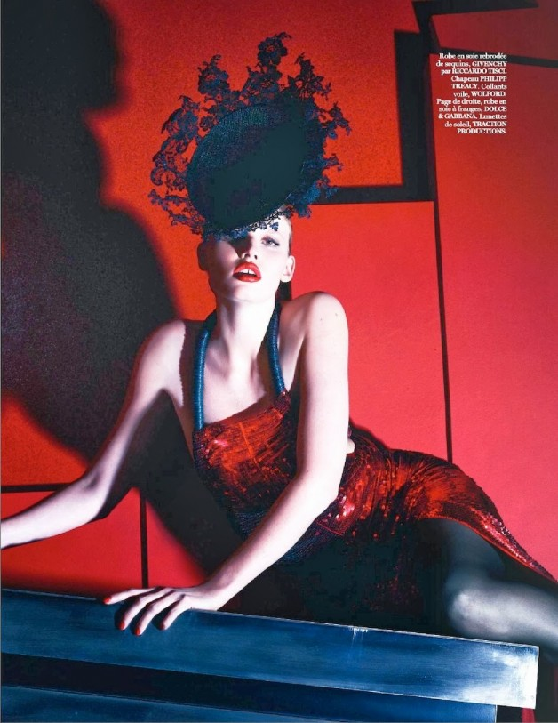 vogue paris 2014 march14