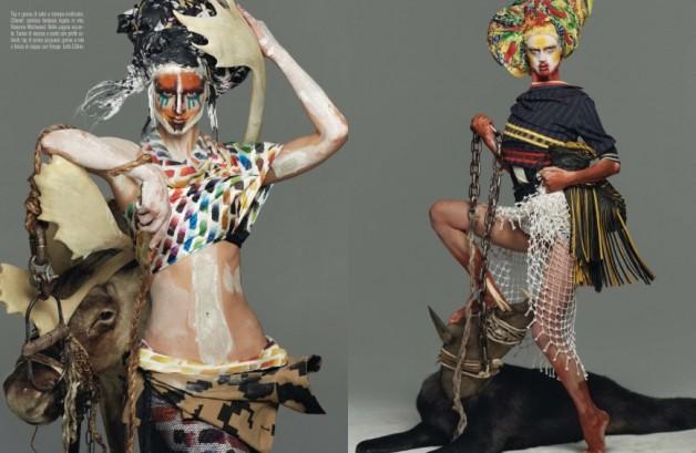 Saskia-De-Braw-by-Steven-Meisel-for-Vogue-Italia-March-2014-5