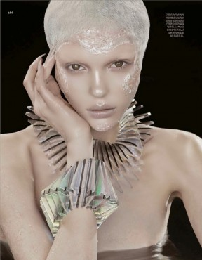 Vogue China Kate Bogucharskaia by David Dunan 06
