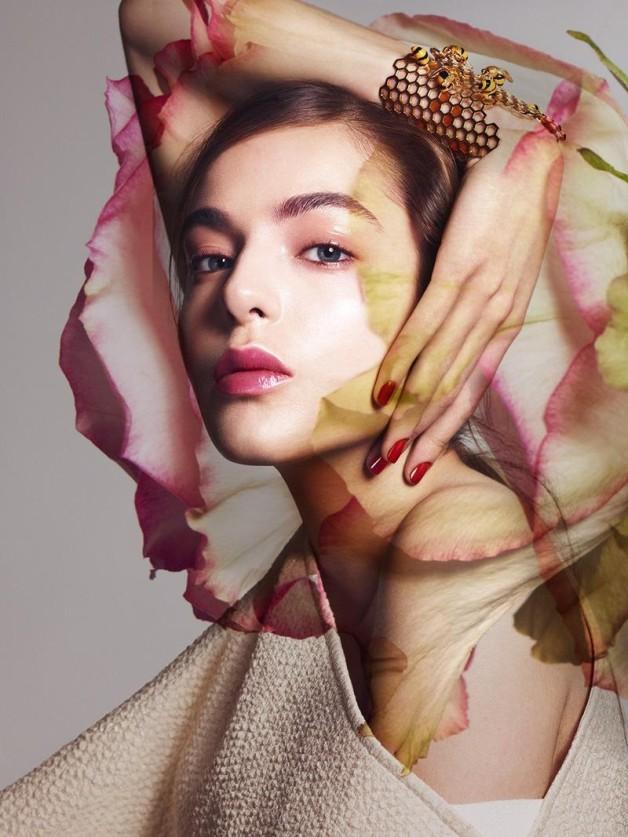 Alma Durand by Jem Mitchell for Mixte Magazine 1