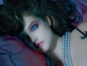 Barbara Palvin 'A Dreaming Lady' By Miles Aldridge For Vogue Japan