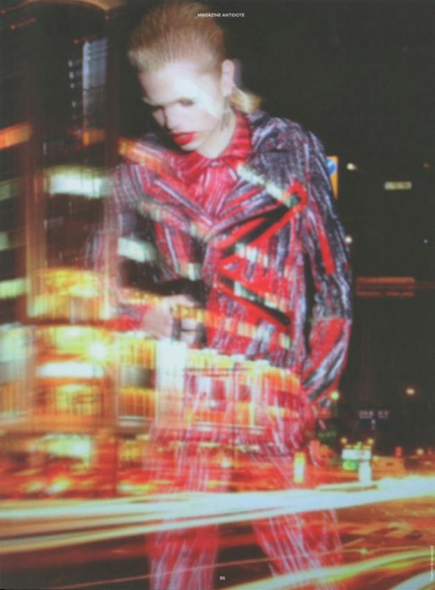 Daphne Groeneveld by Cuneyt Akeroglu for Antidote Magazine 7