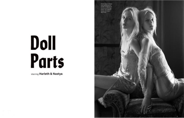 'Doll Parts' Jeff Bark Another Magazine 11
