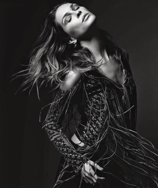 Erin Wasson By David Roemer For Marie Claire, Magazine, Uk, May 2014 5