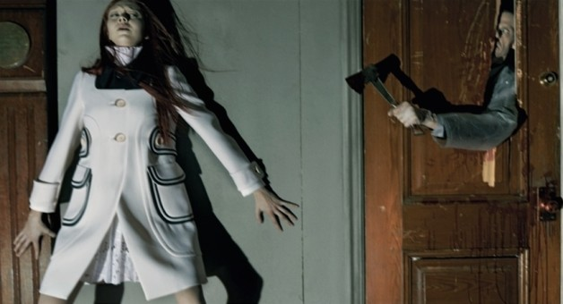 'Horror Movie' by Steven Meisel for Vogue Italia 4