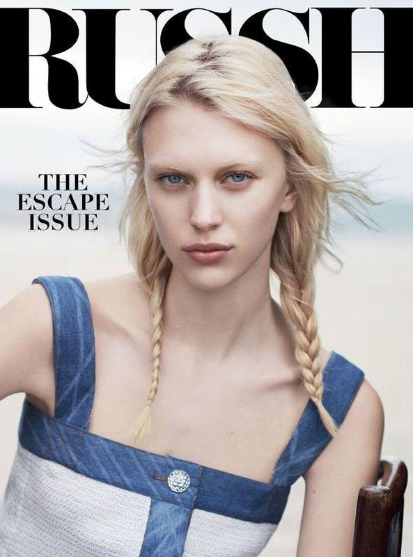Juliana Schurig Rush Magazine