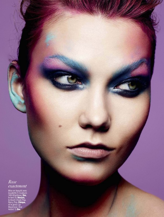 Karlie Kloss 'Color Power' By Ben Hassett For L'express Styles 10