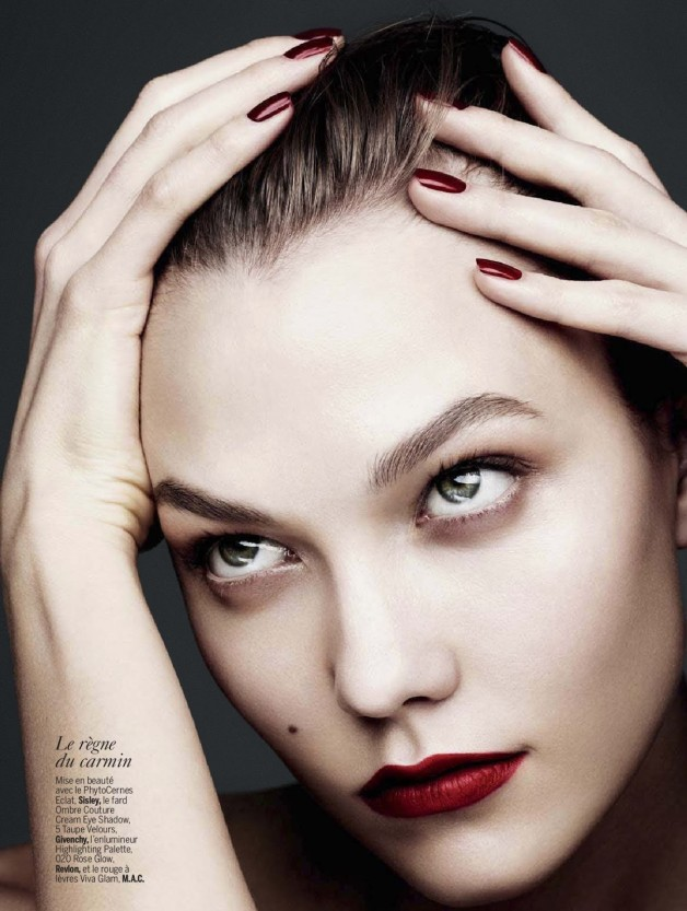 Karlie Kloss 'Color Power' By Ben Hassett For L'express Styles 5