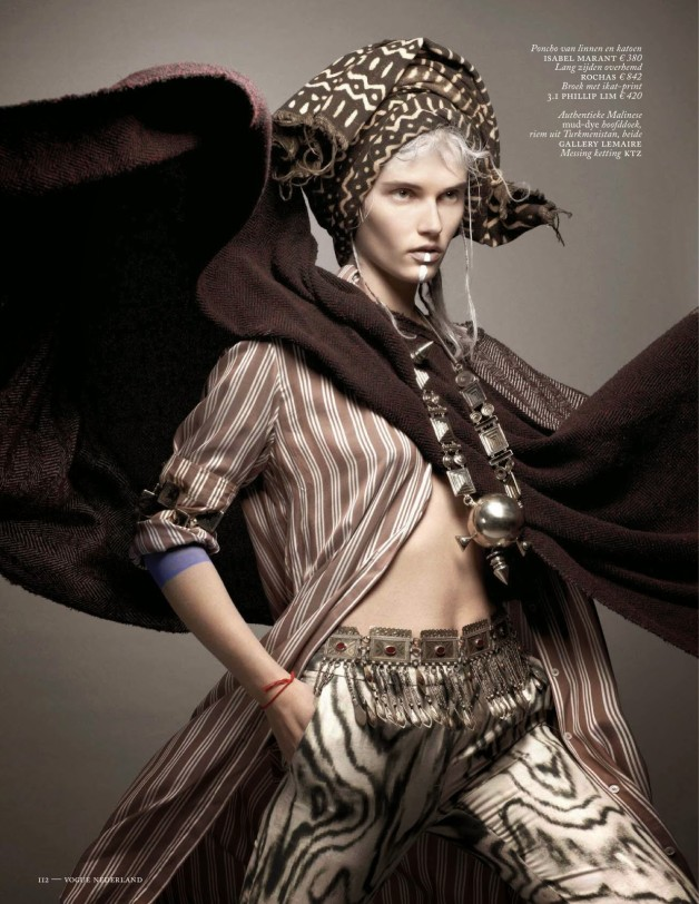 Voodoo Child by Ishi For Vogue Netherlands 8