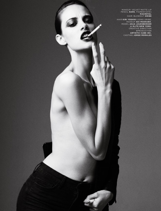Anja Luenberger by Ryan Yoon for The Ground 10