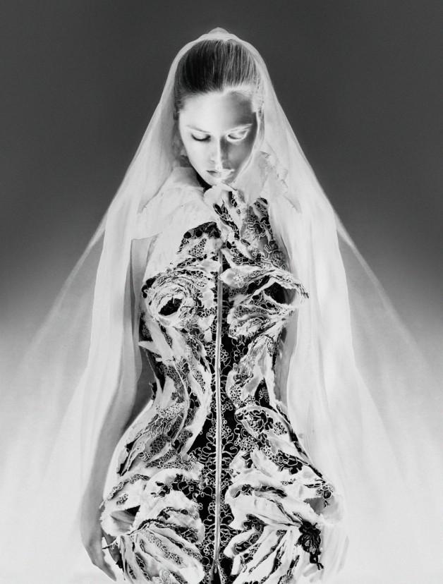 Caroline Brasch Nielsen By Oliver Stalmans For New York Magazine 11