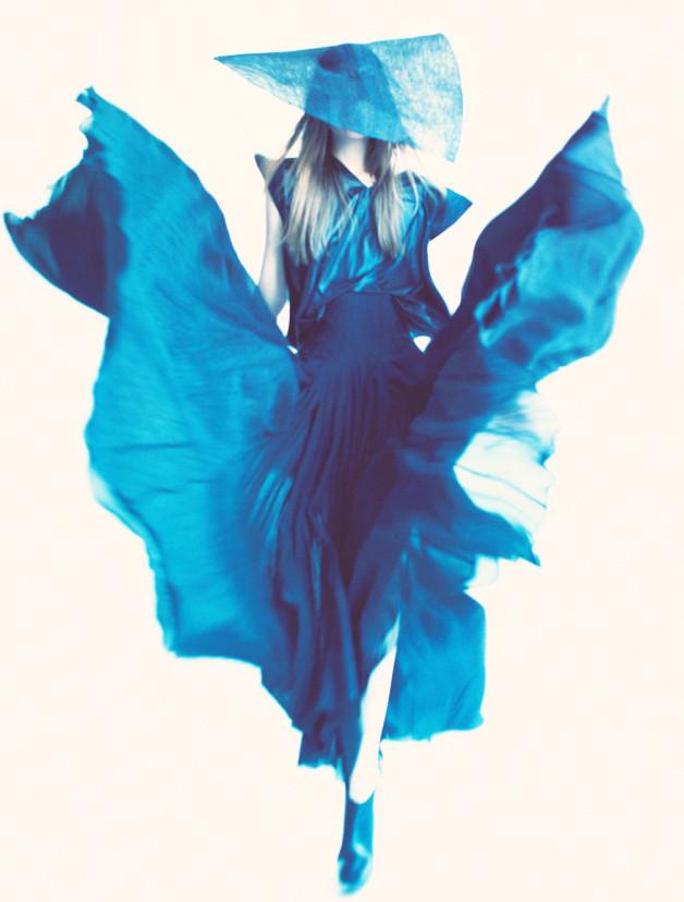 Caroline Brasch Nielsen By Oliver Stalmans For New York Magazine 13
