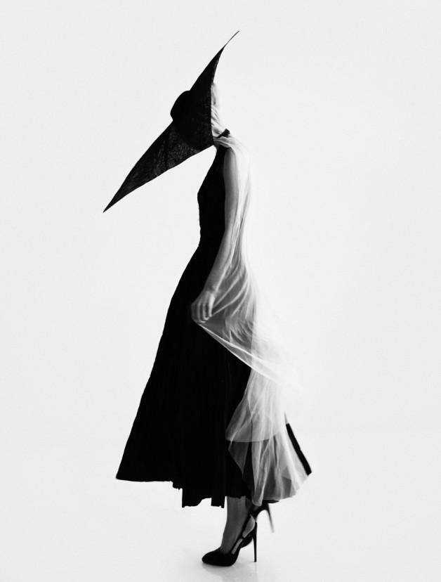 Caroline Brasch Nielsen By Oliver Stalmans For New York Magazine 2