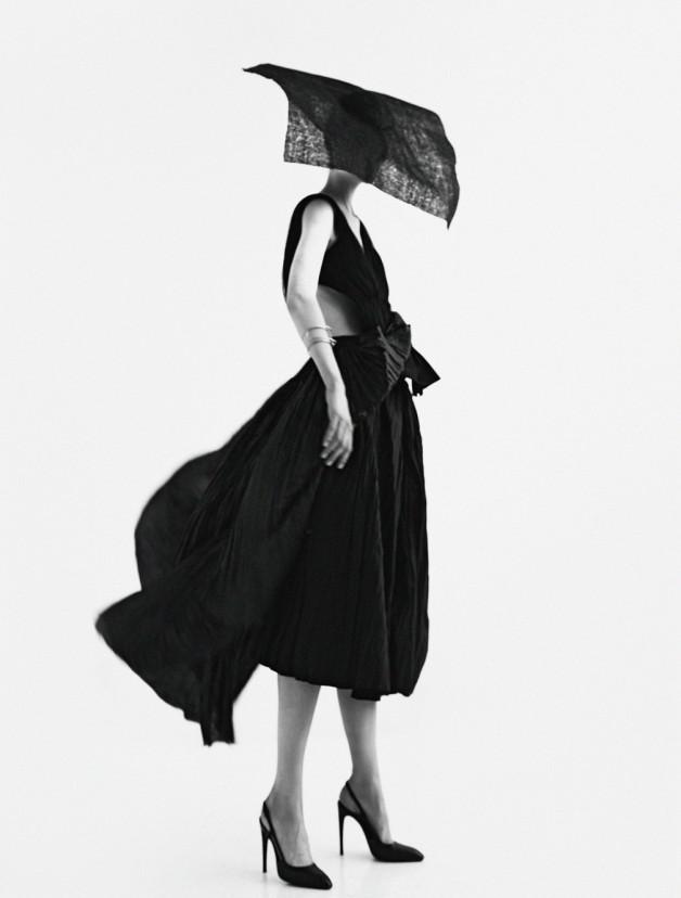 Caroline Brasch Nielsen By Oliver Stalmans For New York Magazine 4