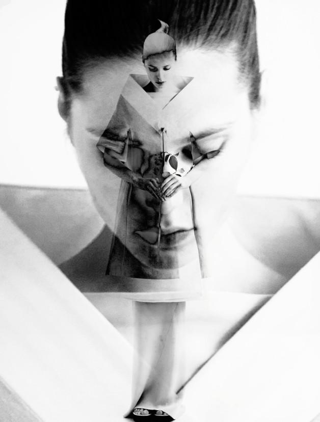 Caroline Brasch Nielsen By Oliver Stalmans For New York Magazine 6