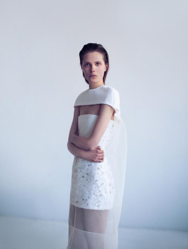 Caroline Brasch Nielsen By Oliver Stalmans For New York Magazine 8