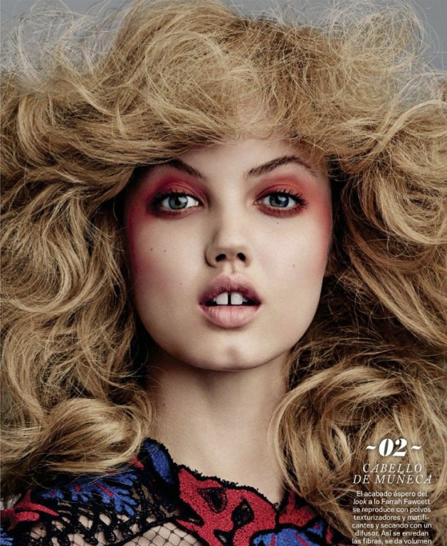 Lindsey Wixson By David Roemer For S Moda El Pais 17th 3