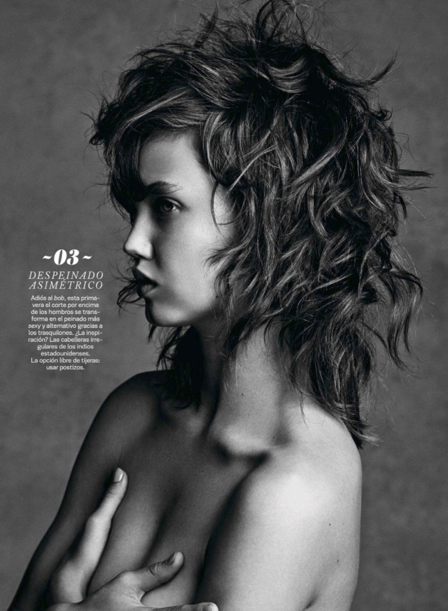 Lindsey Wixson By David Roemer For S Moda El Pais 17th 5