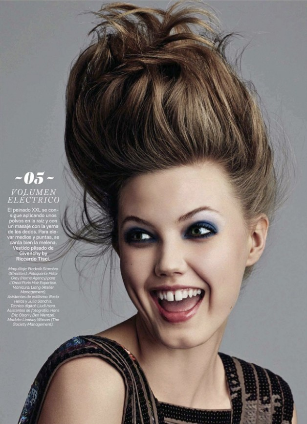 Lindsey Wixson By David Roemer For S Moda El Pais 17th 9