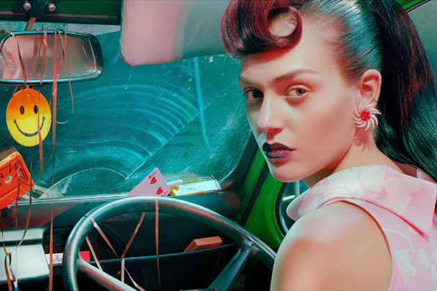 Miles Aldridge Beauty Vogue Italia 1