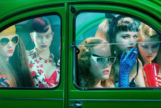 Miles Aldridge Beauty Vogue Italia 2jpg